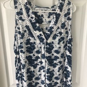 Gorgeous tank top blouse